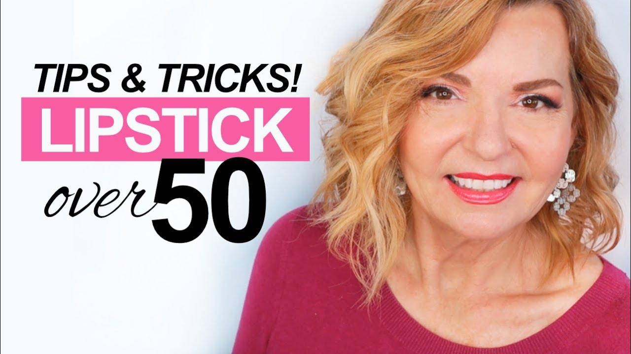 Lipstick - Beauty Tips for Women Over 11!