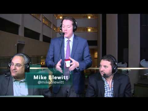 FNTSY Sports Radio Network- Mike Blewitt Argues Ryan Leaf Was Better than Peyton Manning