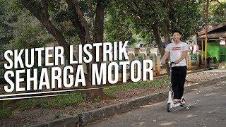 Skuter Listrik Praktis Dari Xiaomi, Xiaomi Mijia 365 Electric Scooter