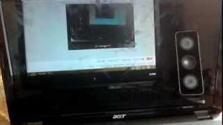 видео Мерцает экран ноутбук HP