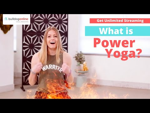 What Is Power Yoga? - Most Popular Workout Questions