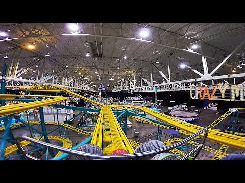 I-X Indoor Amusement Park 2015