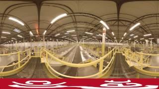 بالفيديو: تجول داخل مستودع أمازون بتقنية عرض 360 درجة