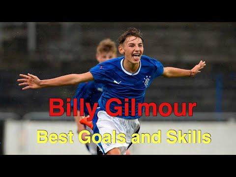 Billy Gilmour • WONDER KID • Best Goals & Skills (HD)