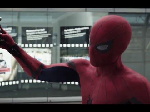קפטן אמריקה מלחמת האזרחים | ספיידרמן |