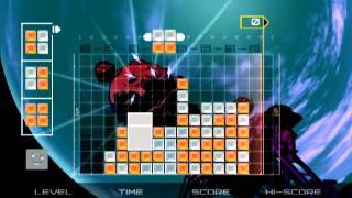 Lumines Plus (PS2 Gameplay)