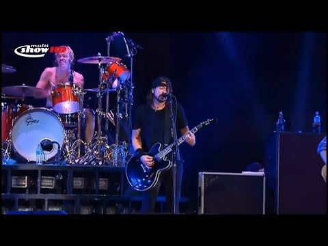 Hey, Johnny Park! - Foo Fighters (Live HD 2012)