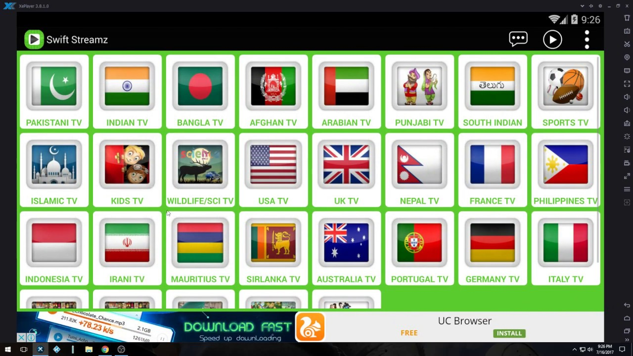 Live Tv New App Without Kodi (PC \u0026 Android) 1000% Free - YouTube