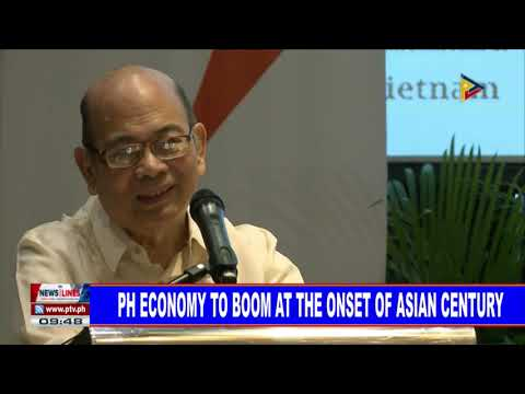 PH economy to boom at the onset of Asian century