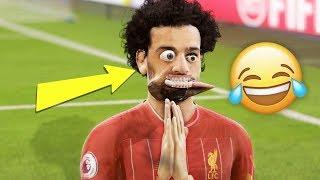 САМЫЕ СМЕШНЫЕ БАГИ И ГЛЮКИ FIFA 20