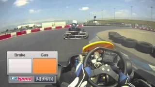 How to Race a Go Kart:  Calspeed Tutorial