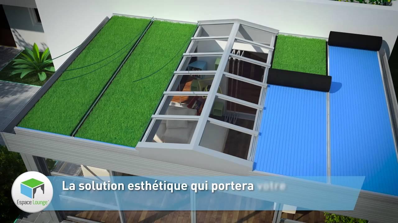 Veranda Puit De Lumiere veranda equinox d'espace lounge - la solution agrandissement maison
