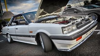 7th NISSAN SKYLINE R31 RB20