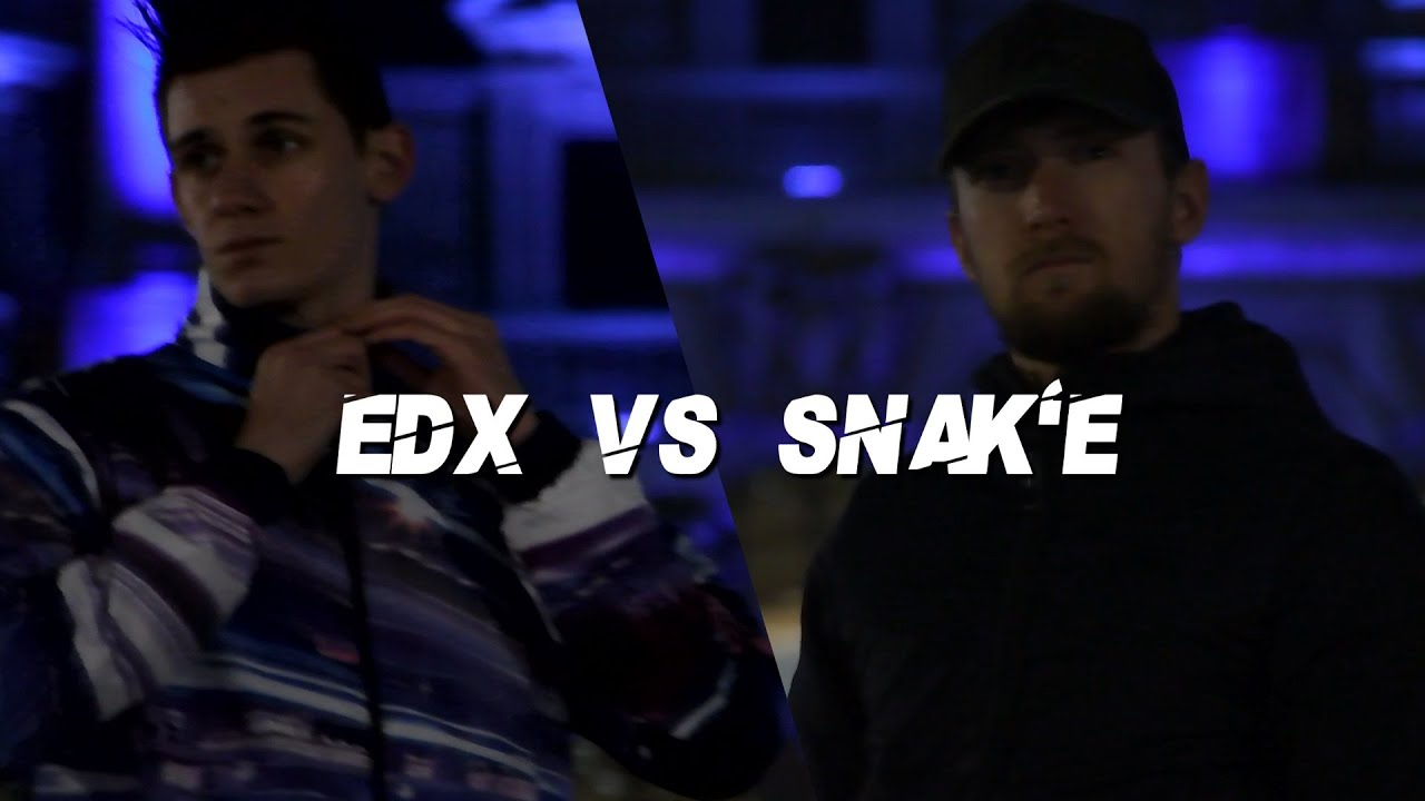 French League'19 | Edx vs Snak'e | The Final