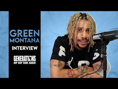 Youtube: Green Montana I Interview Generations: Alaska, Booba, les concerts, il se livre!