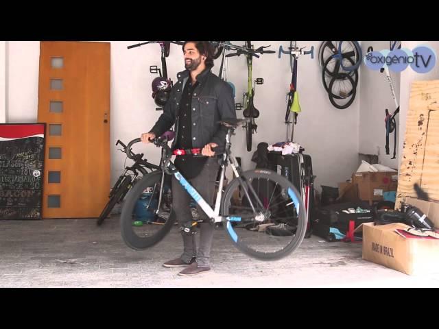 Lucas Silveira, da Fresno, fala da sua paixão por bikes