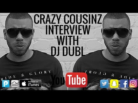 Crazy Cousinz Interview - Drake using his music on 'One Dance' & his new single