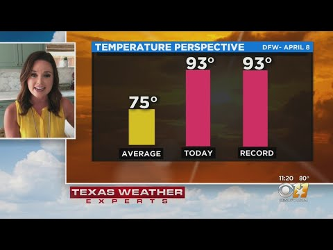11 AM Weather Update With Anne Elise Parks