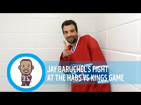 Jay Baruchel's Fight At The Kings Game on Cabbie Presents Podcast