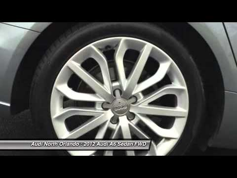 Audi A CN YouTube - Audi north orlando