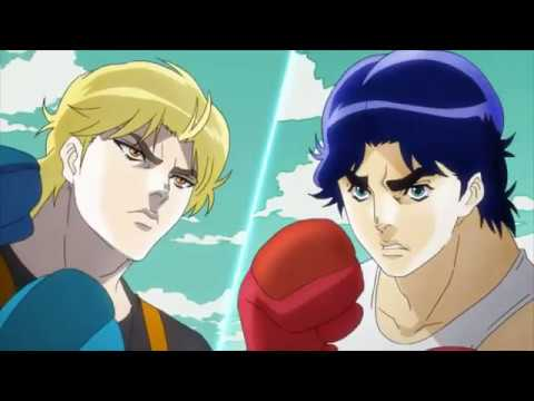 JoJo's Bizarre Adventure  -  Episode 1 (3 Out Of 5) [ENGLISH SUBS] 1080p