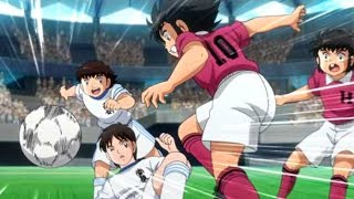 Captain Tsubasa 2018《AMV》- Hero
