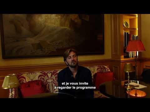 Message de Ruben Östlund - Journée Européenne du Cinéma d'Art et Essai 2017 (French subtitles)