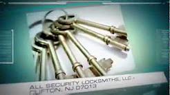 Nutley NJ Locksmith - Nutley New Jersey Locksmith Service