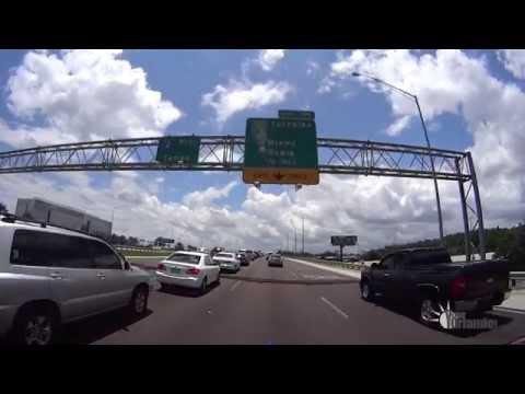 Orlando Florida - I-4 Ultimate Project Begins