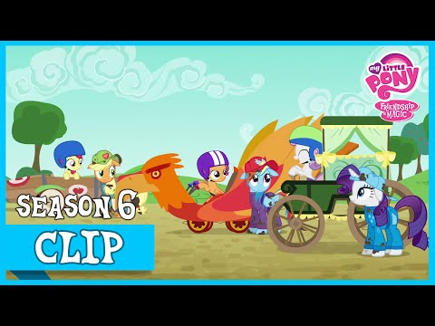 Doing a Second Applewood Derby  (The Cart Before The Ponies) | MLP: FiM [HD]