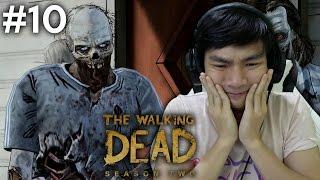 Sarah Menghilang!!! - The Walking Dead: Season 2 #10