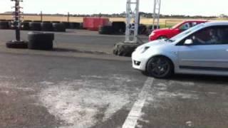 Fiesta ST s/c V Fiesta RST