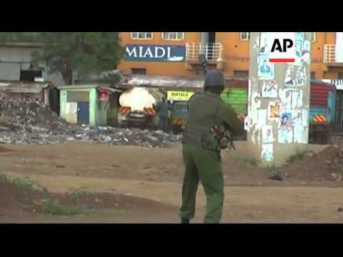 Odinga supporters clash with police after court upholds election result