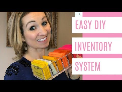 DIY Inventory Storage System For eBay/Poshmark Sellers | Organized | Space Saving | Reusable