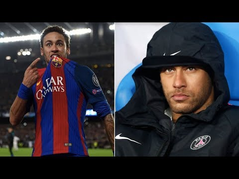 Will Neymar return to Barcelona from PSG? - Latest Transfer Reports