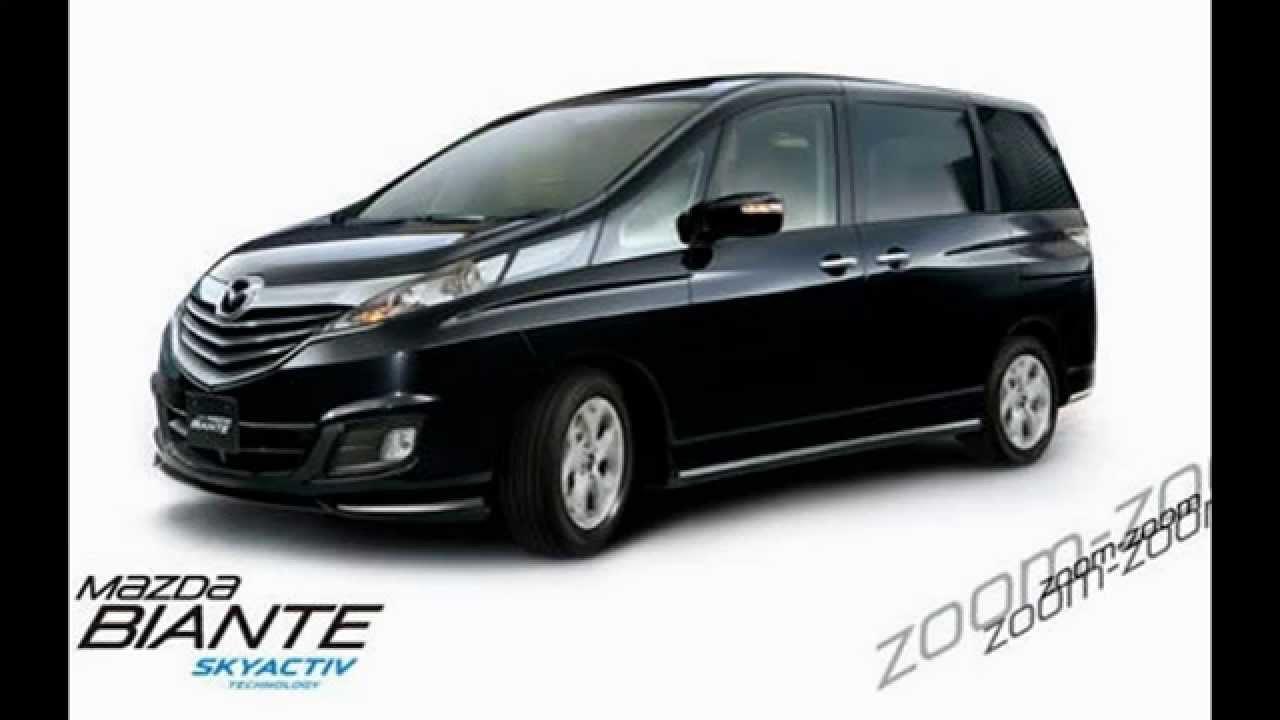 Mazda Biante 休旅車 Youtube