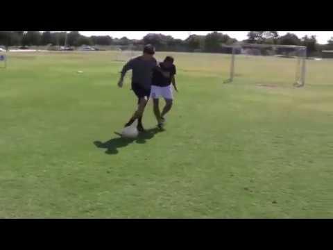 Hướng dẫn đá bóng –  Kỹ thuật vê bóng tạo góc dứt điểm