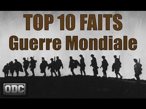 10 Faits Incroyables Sur La Seconde Guerre Mondiale (Pour votre Culture Générale)
