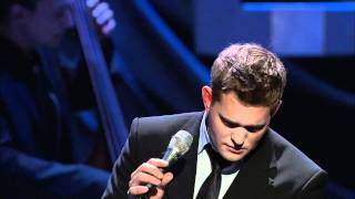 Repeat youtube video Michael Buble - You Don't Know Me and That's All (Live 2005) HD