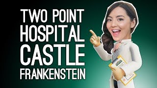 Two Point Hospital Gameplay: Castle Frankenstein (Two Point Hospital on Xbox One)