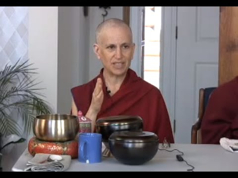 05-17-08 41 Prayers to Cultivate Bodhicitta - Review Verses 2-4 - BBCorner