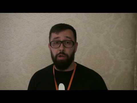 eCommerce Forum-2016. Відгуки про конференцію. Андрій Сірук