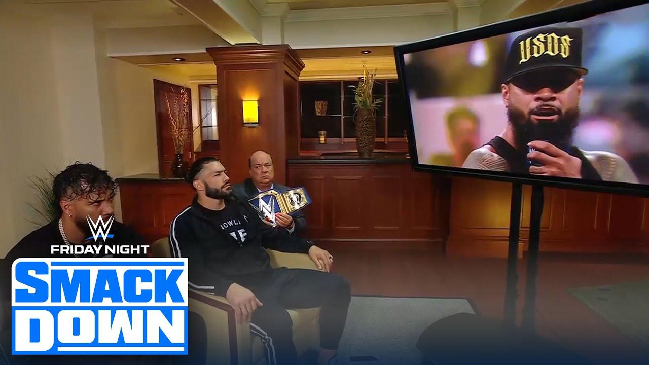 Watch WWE Friday Night SmackDown on FOX in 3 minutes | SMACKDOWN IN 3 | FRIDAY NIGHT SMACKDOWN