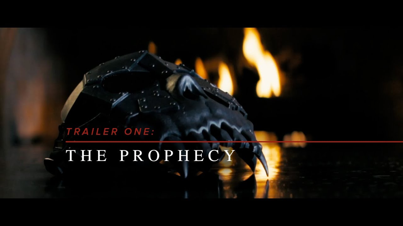 Leviathan Trailer #1: The Prophecy