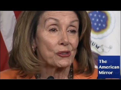 Nancy Pelosi face spasms mar speech; utters gibberish, confuses 'trillions' and 'billions'