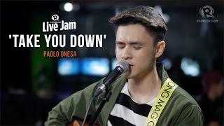 'Take You Down' – Paolo Onesa
