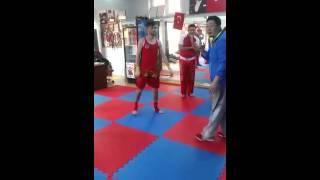 Wushu Milli Takım Antrenörü Erdem TURAN & Ma VANKAİ