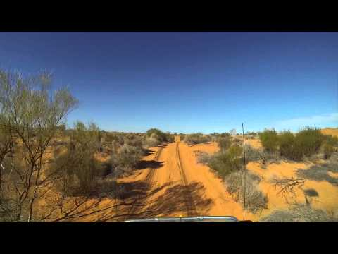 Video 371 - Simpson Desert-From the QLD Border to the QAA Line