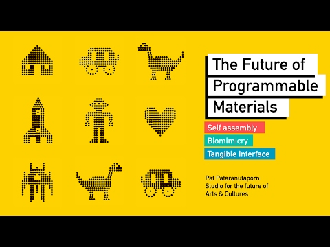 The future of programmable materials