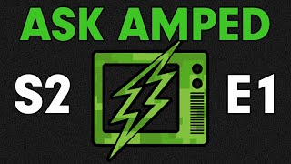 Ask Amped | Season 2 Episode 1 - Favorite Op, Amped's backstory, how to airsoft sniper